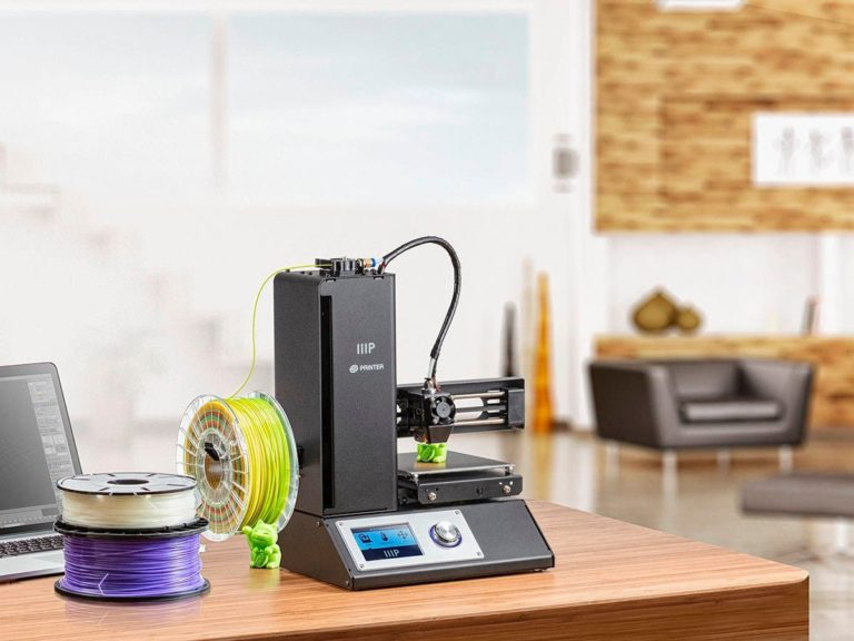Monoprice Select Mini 3D v2 featured
