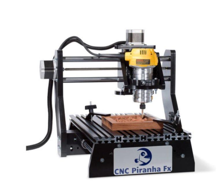 Next Wave - CNC Piranha FX
